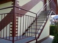 schody ppoż